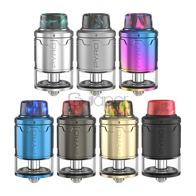 Vandy Vape Pyro V3 RDTA Full Colors