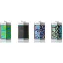 VOOPOO TOO 80W/180W Silver Frame Box Mod Powered by Single/Dual Batteries