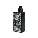 Hcigar Magic Mechanical Squonk Box with Maze V1.1 RDA Kit