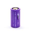 5PCS Efest 10.5A 18350 700mah High Drain Rechargeable Battery Flat Top