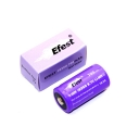 5PCS Efest 10.5A 18350 700mah High Drain Rechargeable Battery Button Top
