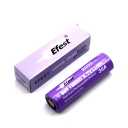 2PCS Efest 35A IMR 18650 2500mah High Drain Rechargeable Battery Flat Top