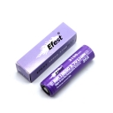 2PCS Efest 20A 18650 3100mah High Drain Rechargeable Battery Flat Top