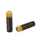 Aspire ICR18650 battery 20A 3.7V 2500mAh Rechargeable Battery 2PCS