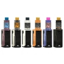 Wismec Reuleaux RX GEN3 Dual 230W Kit Powered by Dual 18650 Cells and 5.8ml GNOME King Atomizer