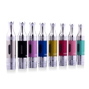 5pcs Aspire ET-S Glass Clearomizer with BVC Coils