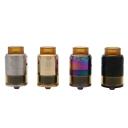 Vandy Vape PYRO 24 RDTA 2ml/4ml Mixed Airflow System Atomizer - Rainbow
