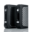 Hcigar VT167 TC OLED Screen Box Mod Powered Dual 18650 Batteries