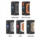 Geekvape Aegis Legend 200W Mod Powered by Dual 18650 batteries