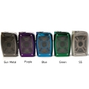 Teslacigs XT Box Mod Powered by Dual 18650/20700/21700 Cells