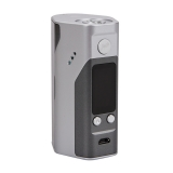 Wismec Reuleaux RX200S TC 200W OLED Screen Box Mod Powered by Three 18650 Cells with Upgradeable Firmware