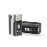 Wismec Reuleaux RX300 TC 300W Box Mod Powered by Four 18650 Batteries- Carbon Fiber Version
