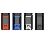 Wismec Sinuous Ravage230 200W Box Mod Powered by Dual 18650 Cells