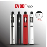 Kanger EVOD Pro All-in-One for MTC Kit with Top-filling Design 4ml Tank and Replacement 18650 Battery