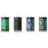 VOOPOO TOO 80W/180W Black Frame Box Mod Powered by Single/Dual Batteries