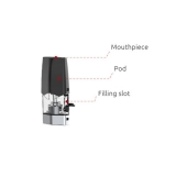 Smok Infinix Replacement Pod with 2ml Capacity