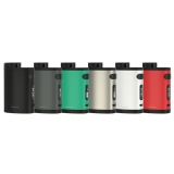 Eleaf Pico Dual 200W VW/TC Box Mod Powered by Dual 18650 Batteries