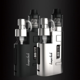 Kanger Drip EZ 80W Starter Kit Powered by Single 18650 Cell