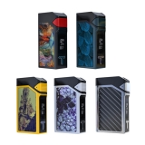 IJOY Solo V2 Pro 200W TC/VW Box Mod Powered by Dual 18650 Batteries
