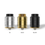 Digiflavor Aura RDA 1.5ml Capacity Atomizer with 24mm Diameter