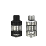 Wismec Elabo Mini 2ml Bottom Airflow Control Atomizer- Silver