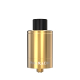 Digiflavor Pharaoh Dripper Tank with 25mm Diameter- Gold