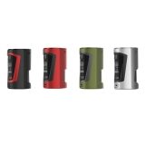 Geekvape 200W GBOX Squonker Mod with 8ml E-juice Bottle Powered by Dual 18650 Batteries