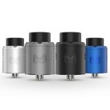 Digiflavor Mesh Pro RDA Support Single or Dual Coils 25mm Diameter Atomizer