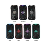 IJOY Zenith 3 Box Mod Powered by Dual 20700/18650 Batteries 6000mAh