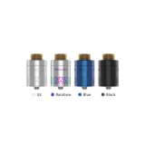 Geekvape Medusa Reborn RDTA 3.5ml Atomizer with Upgraded Build Deck