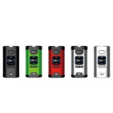 Hcigar Wildwolf 235W TC Box Mod Powered by Dual 18650 Cells