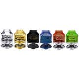Oumier Wasp Nano RDTA Transparent Version