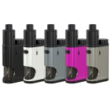 Eleaf Pico Squeeze with Coral 50W Starter Kit Powered by Single 18650 Cell