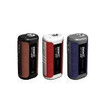 Aspire Speeder Leather Mod 200W Powered by Dual 18650 Batteries