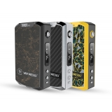 Vaporesso Tarot Pro 200W TC/VW OLED Box Mod Powered by Dual 18650 Batteries