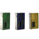 WISMEC Luxotic BF 100W Box MOD Powered by Single 18650 Cell
