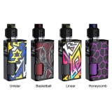 Wismec Luxotic Surface Squonk Kit