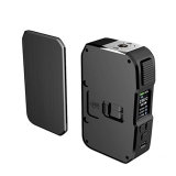 Hcigar AURORA Squonk Mod 80W Support VW/TC Mode- Black