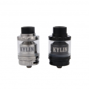 Vandy Vape Kylin 6ml RTA Support Single and Dual Coil Atomizer