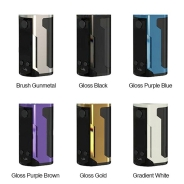 Wismec Reuleaux RX GEN3 Dual Mod Powered by Dual 18650 Cells