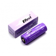 Efest 15A 18500 700mah High Drain Rechargeable nipple Battery button Top