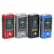 Lost Vape Modefined Draco 200W TC Box Mod