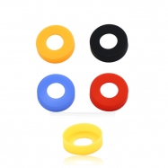 5PCS Aspire Cleito Multicolor Rubber Cuffs for Cleito Tank