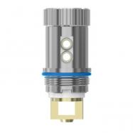 5PCS Eleaf ECC EC-Ceramic Dual Nickel Coil Head for Melo 2 & iJust 2 Atomizer-0.15ohm