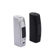 Wismec Presa TC 75W  with VW/Bypass/TC Mode Temperature Control System Box Mod