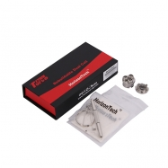 Horizon RDC Rebuildable Dual Coil Set for Arctic Turbo Tank