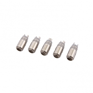 5PCS Horizon Arctic Turbo Ni200 TC Replacement Coil - 0.3ohm