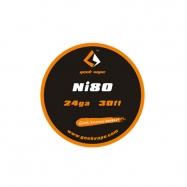 Geekvape 24ga Ni80 Standard Wire 30ft/roll