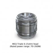Joyetech MGS Triple 0.15ohm Coil Head for ORNATE Atomizer