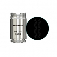 Wismec DS Dual 0.25ohm Replacement Coil Head